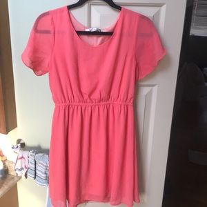 Pink Party or Casual Dress!